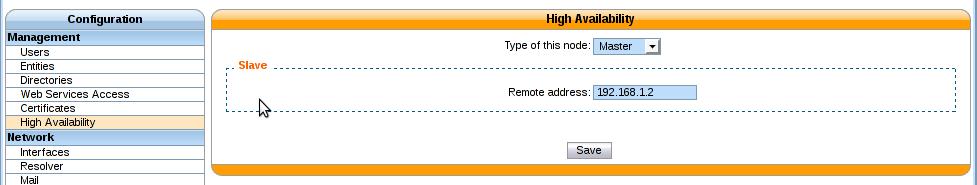 High Availability (HA) — XiVO Solutions documentation